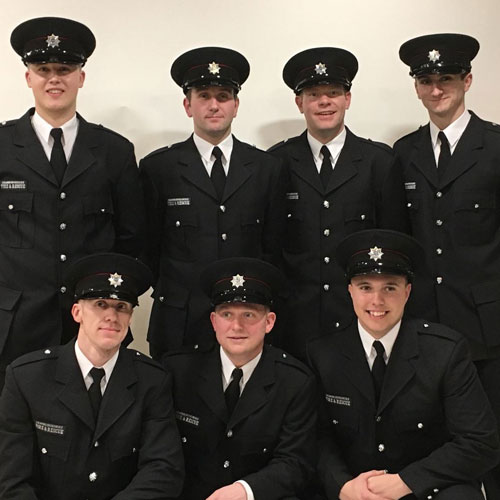 CFRS Recruits