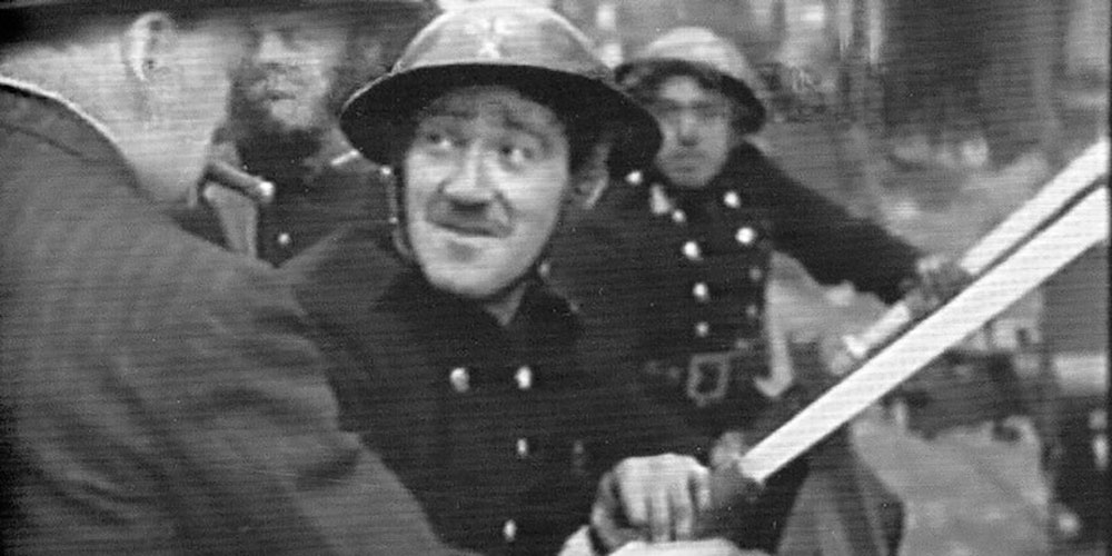 Jews in the Fire Service in WW2