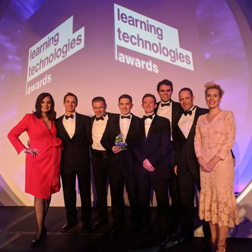 learning technologies award