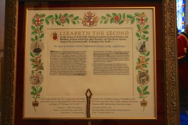 WCoFF Royal Charter