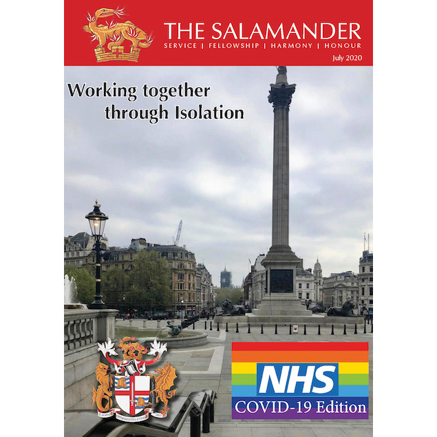 Salamander July 2020